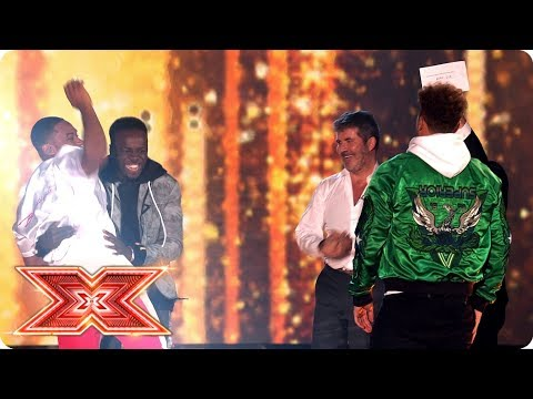 Rak-Su take The X Factor Final  crown  Final  The X Factor