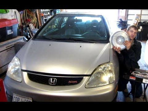 How to Install K20 / K24 Clutch EP3 / RSX [step-by-step]