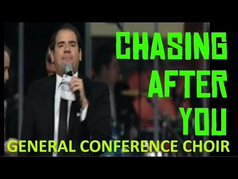 Chasing After You | General Conference Choir (ft. Cortt Chavis)