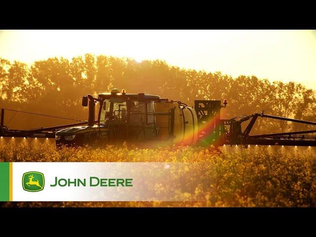 Pulvérisateur John Deere R4050i - Teaser