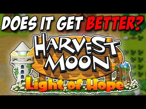 Will It Get Better? Let's Go Further - Harvest Moon: Light Of Hope