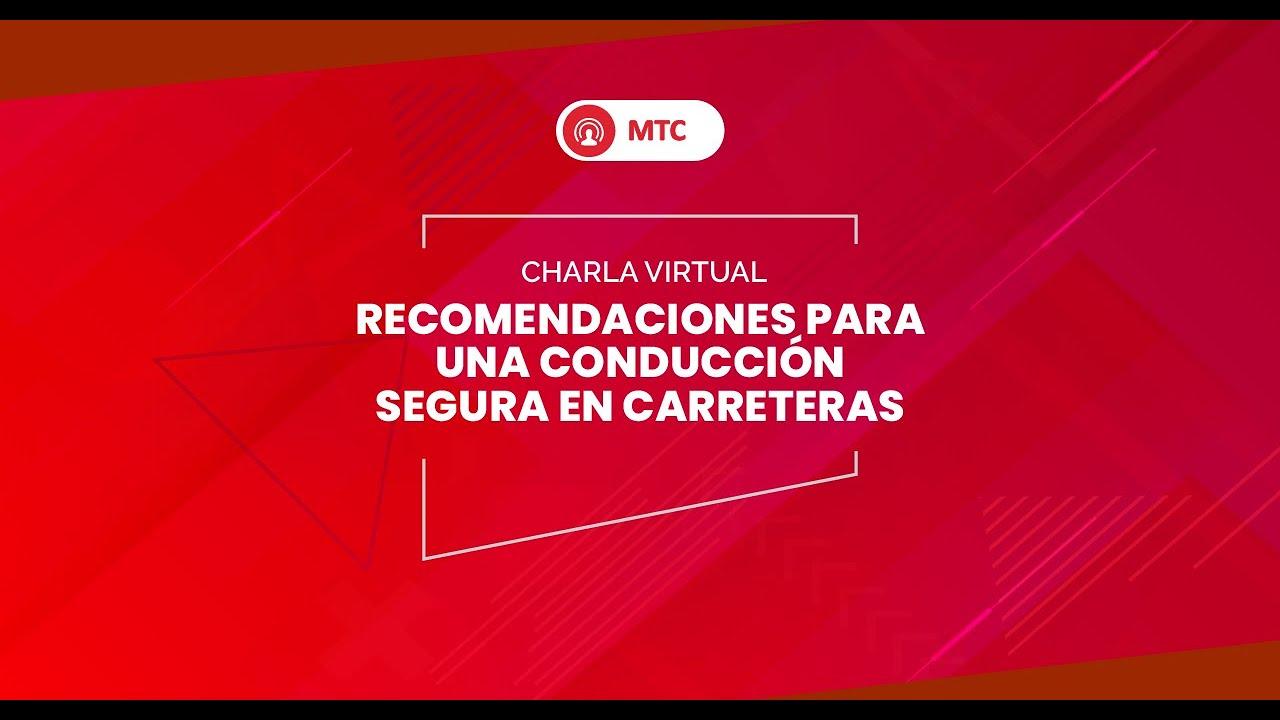 Transmisión en directo de Ministerio de Transportes y Comunicaciones del Perú
