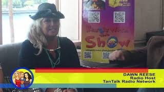 Making Those Hollywood Connections with Radio Host Dawn Reese on the Hangin With Web Show