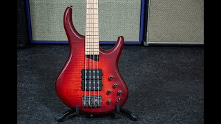 MTD Kingston Super 4 String bass