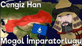 Cengiz Han`ın Hayatı - Haritalı Hızlı Anlatım