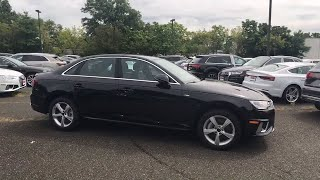 2019 Audi A4 Summit, Short Hills, Livingston, Westfield, Maplewood, NJ MD19S232