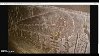 """The Dendera """"Lightbulb"""" Explained"""