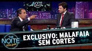 The Noite (31/03/14) - Silas Malafaia - Exclusivo - Sem Cortes na Web