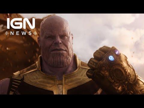 Avengers: Infinity War Trailer Breaks Records - IGN News