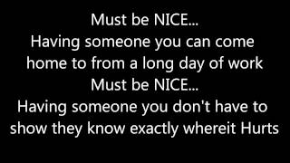 LYFE JENNINGS - MUST BE NICE **(LYRICS ON SCREEN)**