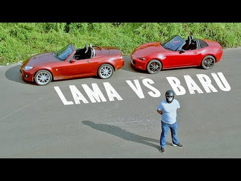 Mahal dan tidak nyaman, namun diinginkan - Mazda Miata
