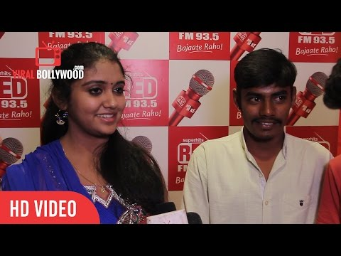 Rinku Rajguru Speaking Hindi   Interview With Team Sairat   RedFM