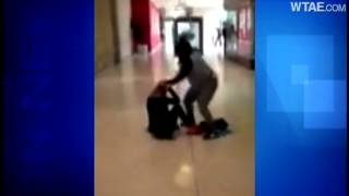 Suspect punches, kicks girl working at Monroeville Mall