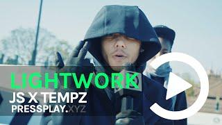 #Ateam JS X Tempz - Lightwork Freestyle | Pressplay YouTube Videos