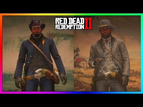 How To Get The RARE Civil War Collection In Red Dead Redemption 2