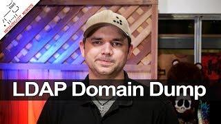 LDAP Domain Dump - Metasploit Minute