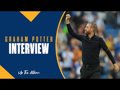 Sky Sports Interview with Graham Potter