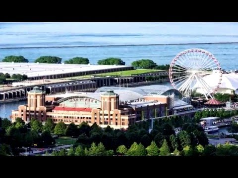 Official Video - Historic Navy Pier Ferris Wheel Comes to Branson!