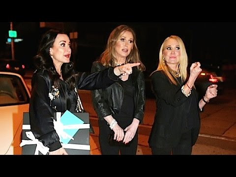 Kathy Hilton Celebrates Her 58th Birthday With Her Sisters And Kris Jenner