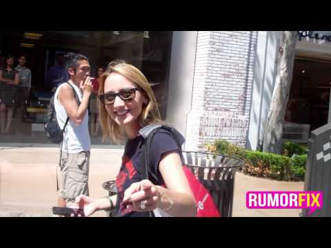 Bree Turner at the Grove