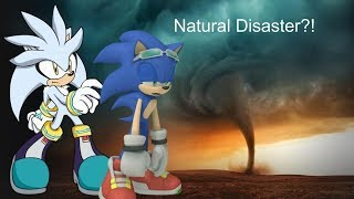 Silver And Friends Play Natural Disaster Survival On Roblox