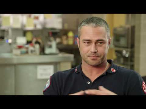 #CHICAGOFIRE 5X08 ONE HUNDRED EPISODE -  #TaylorKinney Interview