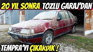TOZLU GARAJ  Fiat Tempra SX AK macerası başlasın  1. Bölüm Bakım