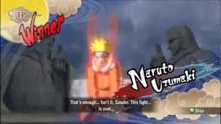 Naruto Generations The Tale of Young Naruto Uzumaki Playthough (English) (HD)