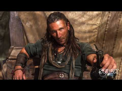 Zach McGowan talks Black Sails