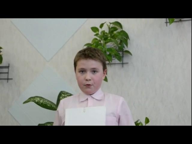Изображение предпросмотра прочтения – МаксимПолосков читает произведение «Кем быть?» В.В.Маяковского