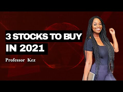 Top 3 Stock Picks for 2021