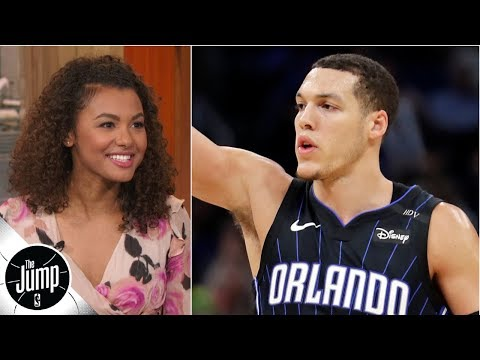 Aaron Gordon is overdue to win the dunk contest – Malika Andrews | BS or Real Talk | The Jump