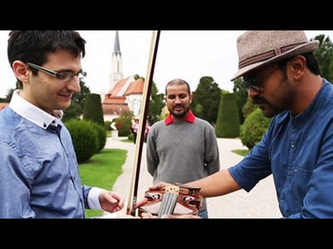 #GLAadventure's Europe travel diary: Violin lessons in Vienna, the city of music