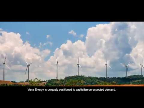 Vena Energy in Japan (Japanese)
