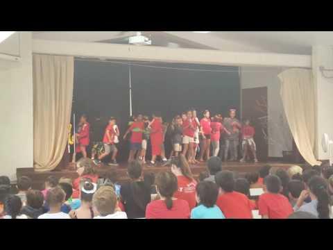 Haleiwa Elementary School 3rd graders