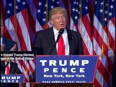 Donald Trump Wins US Presidential Election ABC News ABC News from YouTube · Duration:  17 seconds