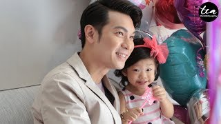 Meet Shaun Chen and his daughter-Nellie