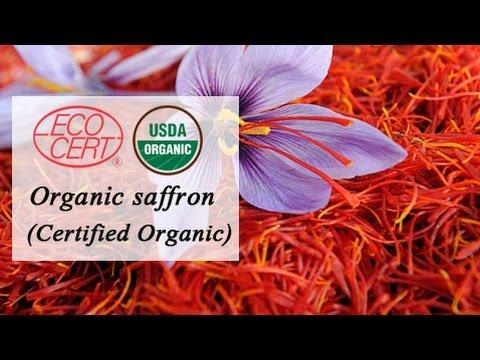 Organic Saffron supplier in South Korea