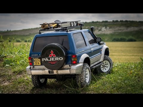 RC 4x4 Scale Off Road Tamiya Pajero Metaltop On An MST CMX Chassis
