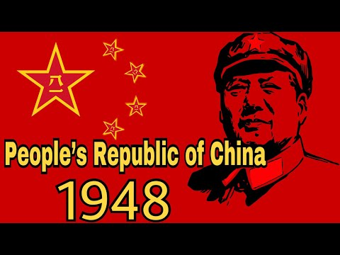 """People's Republic of China 1948 (World of Iron mod) Ep 2 """"Into Tibet"""""""