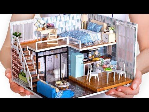 Casa em Miniatura DIY