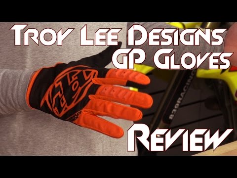 Troy Lee Designs GP Gloves Review From Sportbiketrackgear.com