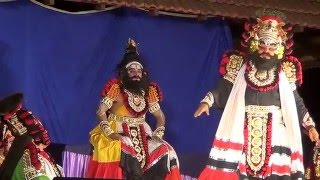 Yakshagana -- Daksha yajna - 4