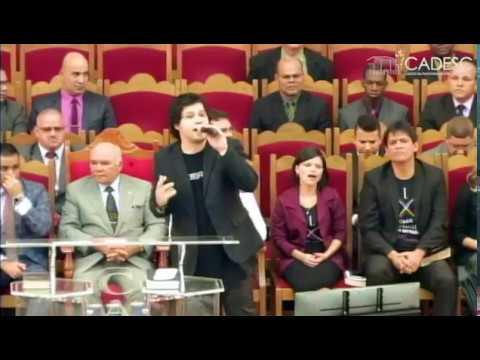 Eu Tenho um Chamado - Klev Soares - 4º Congresso dos Ministérios de Louvor