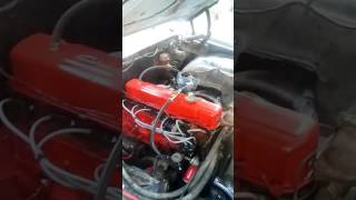 1964 Chevrolet Biscayne inline 6 brought back to life.