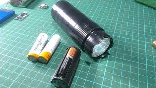 Como reparar linterna o lampara led parpadea viyoutube - Bombilla led parpadea ...