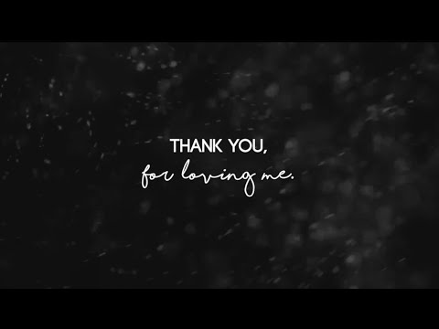 FREE AUDIO    Thank You for Loving Me