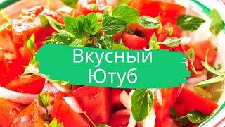 Салат с курицей, пекинской капустой, шампиньонами и сухариками