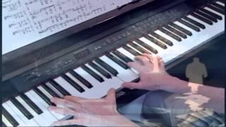 Wayfaring Stranger -- Piano