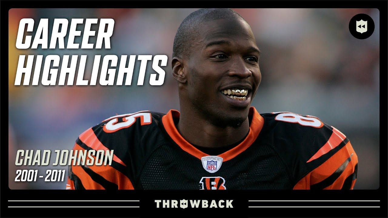 """Chad """"Ochocinco"""" Johnson's Can't Cover Me Career Highlights 